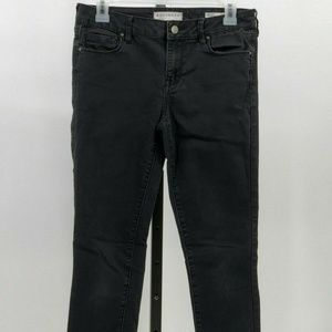 Bullhead denim mid rise Skinniest jeans in Black